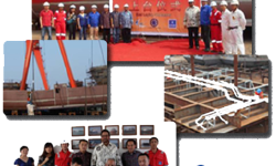 Baruna officially starts  building its new vessel in China