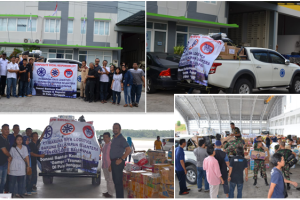 Humanity Relief Aids for Palu  Donggala Tsunami Casualties